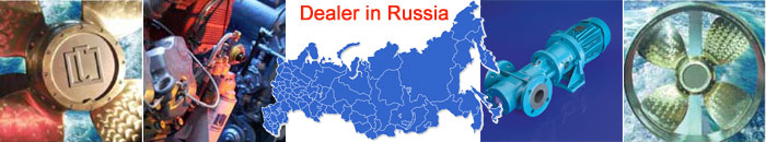 Searching for a dealer in Russia
