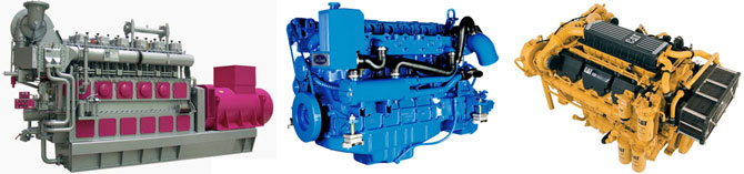 spare parts for marine diesel engines